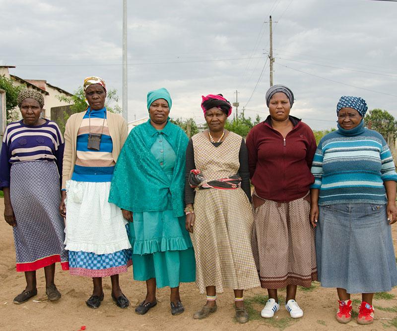 The Matriarchs of Mthatha (Kim Harrisberg)